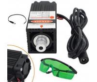 Лазер для різання гравіювання 500 мВт 405 нм
