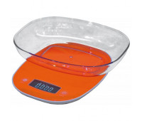 Ваги кухонні електронні Camry CR 3150 Orange
