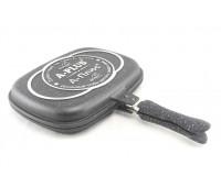 Сковорідка - гриль двостороння 32см FP1502 А-плюс GREY
