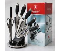 Набір кухонних ножів Royalty Line RL-KSS800