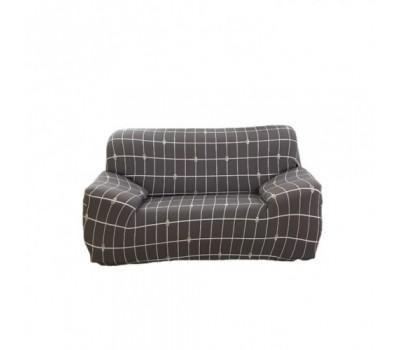 Чохол на диван натяжна 2/3х місний Stenson R26305 145-185 см