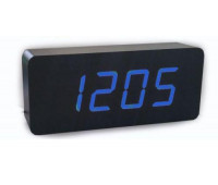 Електронні цифрові годинник VST 865 підсвічування Blue