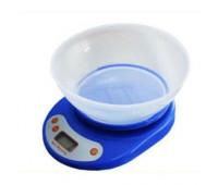 Ваги кухонні Domotec ACS KE-A до 5 кг з чашею
