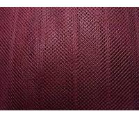 Антимоскітна штора з надрукованим зображенням на комбинированом магніті 100*210 вишневий