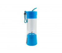 Портативный Блендер Smart Juice Cup Fruits USB blue