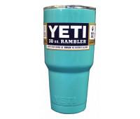 Чашка YETI Rambler Tumbler 890 мл блакитний