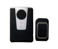 Бездротовий дверний дзвінок Luckarm А3905, чорний