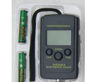 Ваги електронні (кантер) до 40 кг з батарейками
