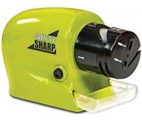 Точило для ножів та ножиць на батарейках Swifty Sharp