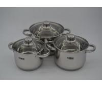 Benson BN-205 Набір посуду з 6 предметів