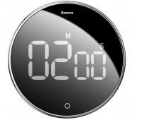 Таймер магнітний BASEUS Heyo Rotation Countdown Timer, чорний