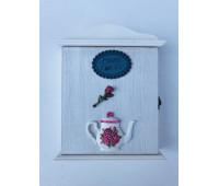 Ключниця настінна Home Sweet Rose