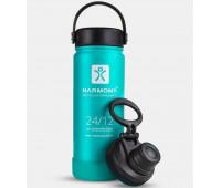 Термос Harmony Comfort 500 мл, бірюзовий