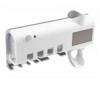 Дозатор зубної пасти з держателем щіток JX5588