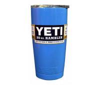 Чашка YETI Rambler Tumbler 590 мл Синій